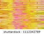 bright abstract mosaic... | Shutterstock . vector #1112342789