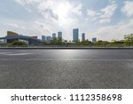 panoramic skyline and buildings ... | Shutterstock . vector #1112358698