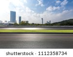 panoramic skyline and buildings ... | Shutterstock . vector #1112358734
