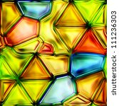 Seamless Texture Stained Glass...