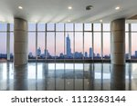 panoramic skyline and buildings ... | Shutterstock . vector #1112363144