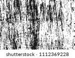 black grainy texture isolated... | Shutterstock .eps vector #1112369228