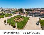 lisbon  portugal   may 19  2017 ... | Shutterstock . vector #1112430188