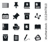set of simple vector isolated...   Shutterstock .eps vector #1112447813