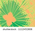 modern architecture. the... | Shutterstock . vector #1112452808