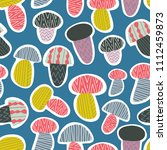 abstract vector pattern with... | Shutterstock .eps vector #1112459873