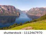 stegastein lookout beautiful... | Shutterstock . vector #1112467970