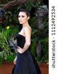 los angeles   jun 12   daniella ... | Shutterstock . vector #1112492534