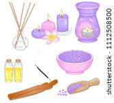 vector illustration of a set of ...   Shutterstock .eps vector #1112508500