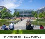london  june  2018  chiswick... | Shutterstock . vector #1112508923