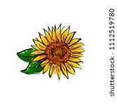 bright illustration of a... | Shutterstock .eps vector #1112519780