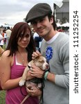 ������, ������: Ian Somerhalder and guest