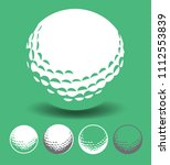 Corporate Identity Golf Ball...
