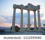 Apollon Temple  Side  Antalya...