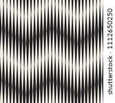 wavy stripes vector seamless... | Shutterstock .eps vector #1112650250