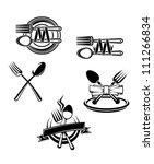 Restaurant Menu Symbols And...