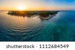 spectacular aerial seascape... | Shutterstock . vector #1112684549