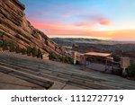 Red Rocks Park At Sunrise  Near ...