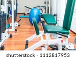 close up equipment for... | Shutterstock . vector #1112817953