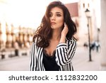 photo of beautiful stylish... | Shutterstock . vector #1112832200