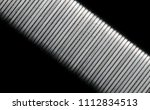 black and white abstract photo... | Shutterstock . vector #1112834513