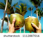 Healthy Drink On A Caribbean...