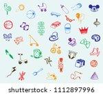 hand drawn illustrations | Shutterstock .eps vector #1112897996