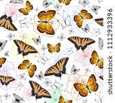 illustration of seamless... | Shutterstock .eps vector #1112933396
