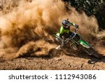 Motocross Rider Creates A Huge...