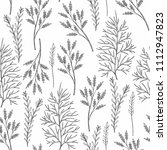 seamless vector pattern with...   Shutterstock .eps vector #1112947823