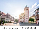 mosbach  market  germany  | Shutterstock . vector #1112955353