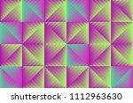 minimal gradient pattern.... | Shutterstock .eps vector #1112963630