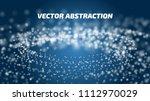 vector abstract background.... | Shutterstock .eps vector #1112970029
