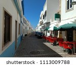 albufeira   algarve   portugal | Shutterstock . vector #1113009788