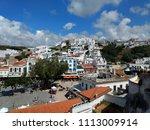 albufeira   algarve   portugal | Shutterstock . vector #1113009914