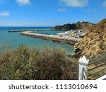 portugal   algarve | Shutterstock . vector #1113010694