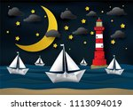 vector and illustration graphic ... | Shutterstock .eps vector #1113094019