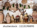 tunisia  matmata. the cave... | Shutterstock . vector #1113198890
