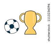 football challenge vector...