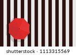 zebra crossing crosswalk street ...   Shutterstock .eps vector #1113315569