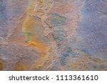 rust stone wall or grunge stone ... | Shutterstock . vector #1113361610