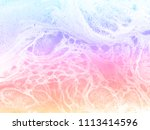 abstract pastel marble with...   Shutterstock . vector #1113414596