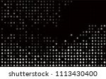 dark silver  gray vector... | Shutterstock .eps vector #1113430400