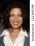lisa edelstein at the crystal...   Shutterstock . vector #111349298