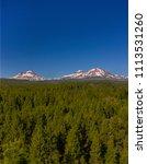 three sisters wilderness ...   Shutterstock . vector #1113531260