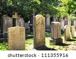 Historic Cemetery In Charleston ...