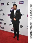 Small photo of LOS ANGELES, CA - APRIL 23, 2009: Slumdog Millionaire star Anil Kapoor at the launch of BritWeek in Los Angeles