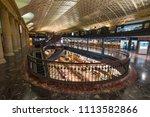 washington dc  virginia  usa  ... | Shutterstock . vector #1113582866