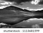 gurudongmar lake  north sikkim  ... | Shutterstock . vector #1113681599