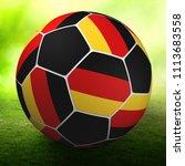 germany 3d rendering | Shutterstock . vector #1113683558